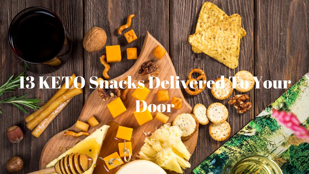 keto snack ideas amazon
