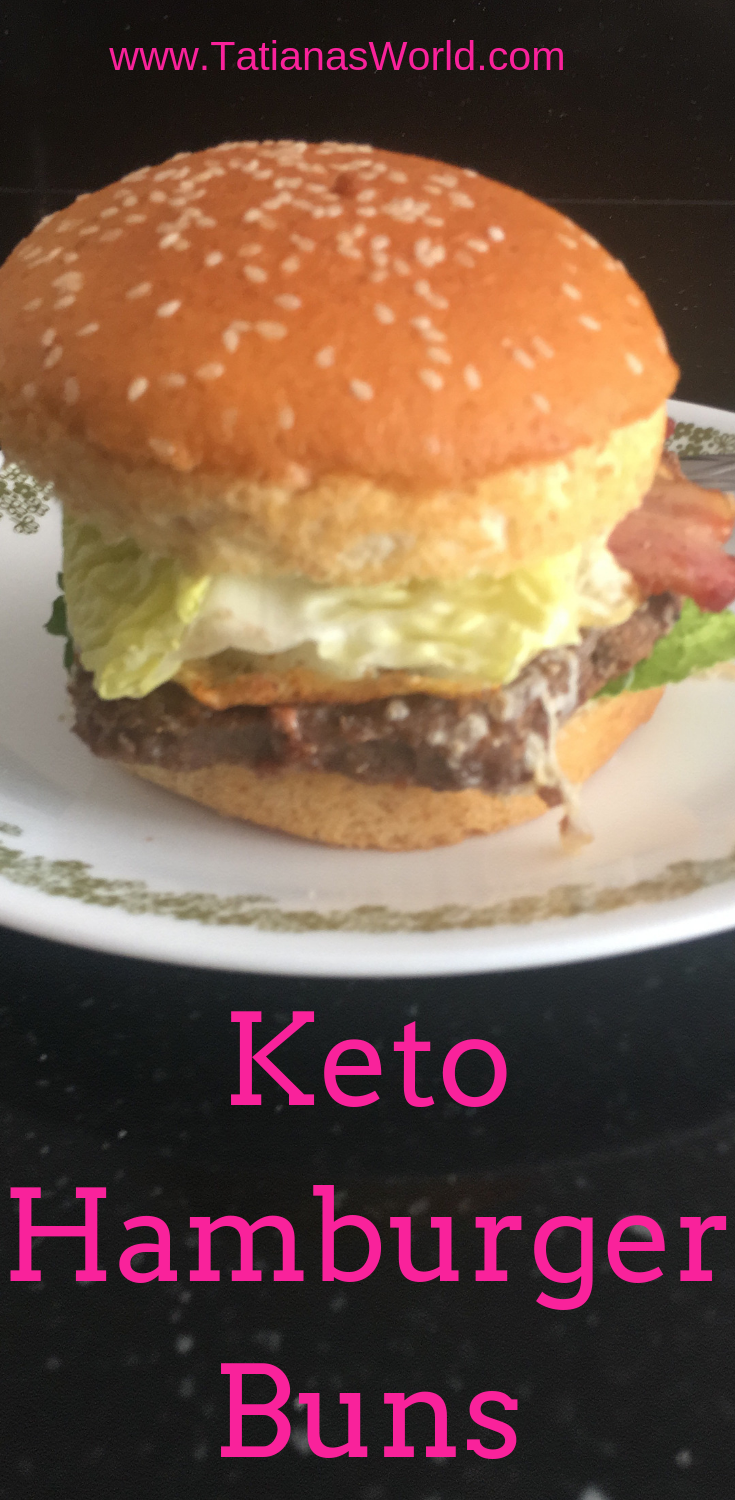 low carbohydrate hamburger buns keto approved sugar free thm