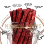 keto approved beef jerky low carb sugar free thm snack ideas